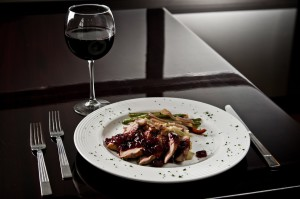 food-glass-wine-cutlery-dish-fork-knife